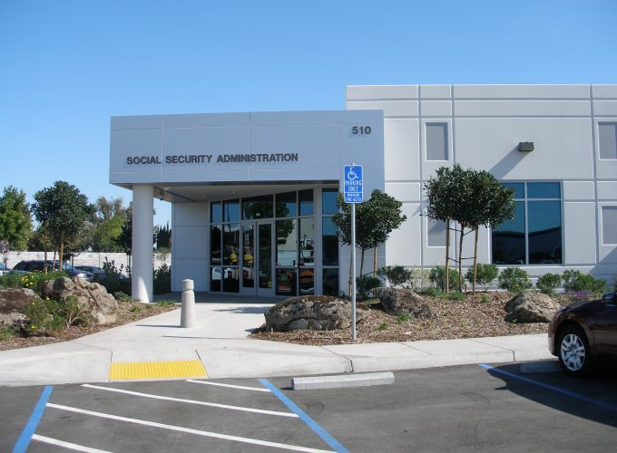 High Quality MANTECA, CA. SSA BRANCH OFFICE