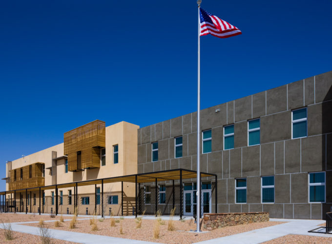 DHS/ICE FACILITY