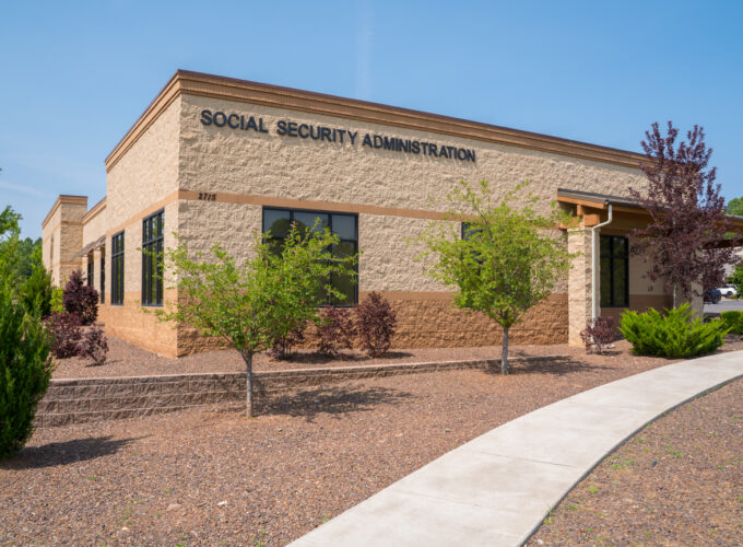 SSA BRANCH OFFICE